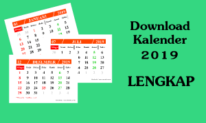 download kalender 2019 hijriyah lengkap